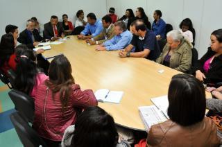 Reunião Comissão Trânsito
